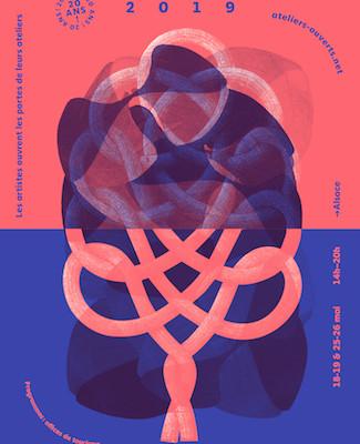Affiche Ateliers Ouverts 2019 petite